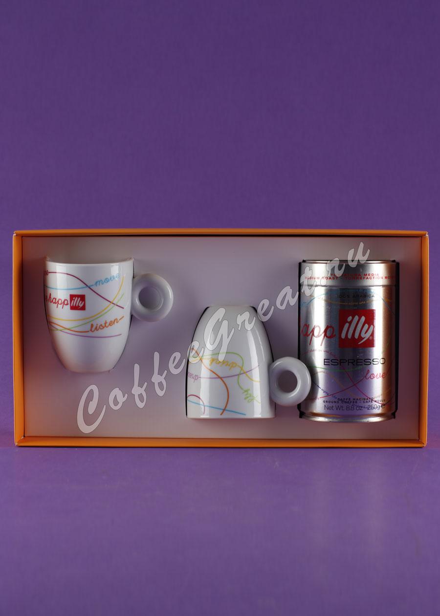 Illy (Илли) Подарочные наборы