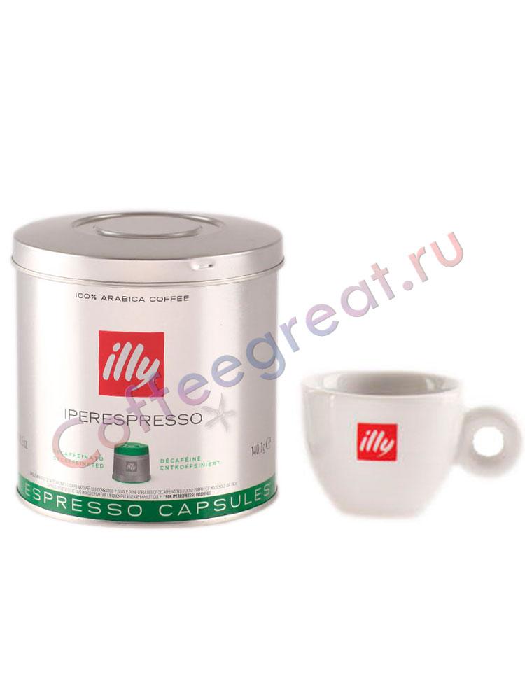 Illy (Илли) кофе в капсулах