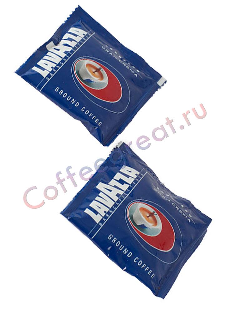 Lavazza кофе в чалдах