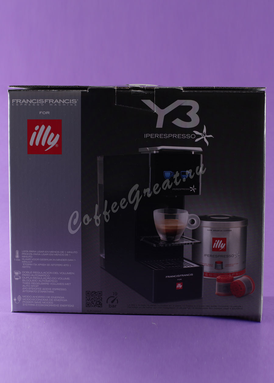 Illy (Илли) Кофеварки