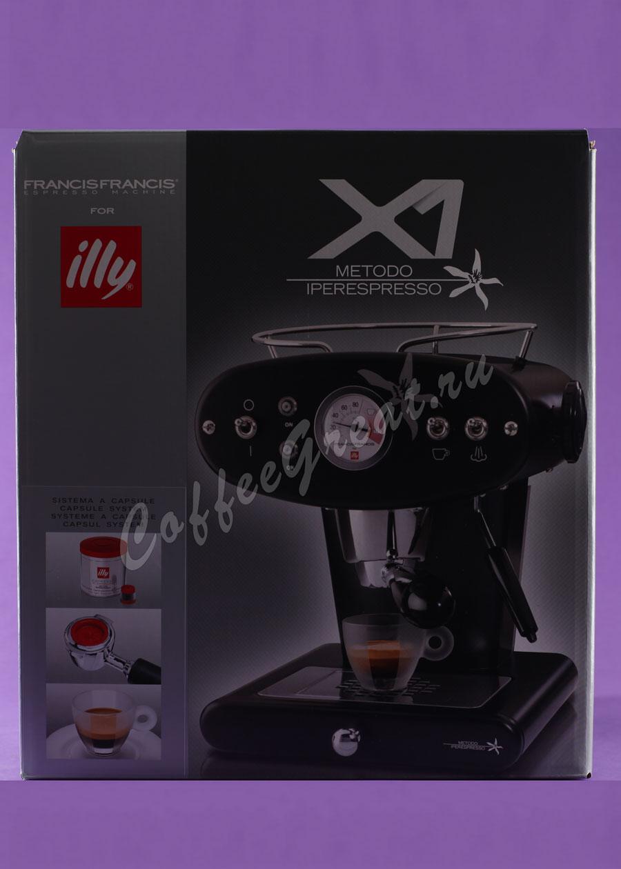 Illy (Илли) Кофемашины