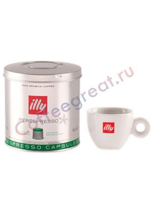 Illy Кофе в капсулах Decaffeinated