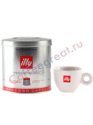 Illy Кофе в капсулах Medium