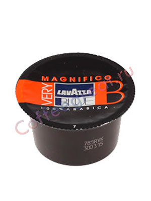 Кофе Lavazza в капсулах BLUE Espresso Magnifico 100 капсул