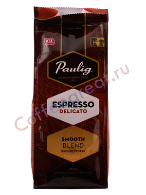 Кофе Paulig молотый Delicato 250 гр