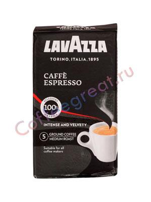 Кофе Lavazza молотый Espresso 250 гр в.у.